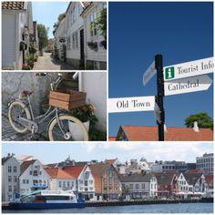 Old town Stavanger and the harbor#stavanger #traveling #travelling #stavanger #norway