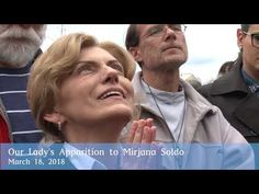 Medjugorje Apparition - March 18, 2018 - YouTube