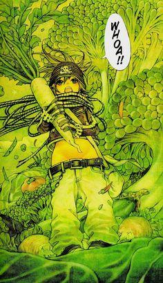 Tags: Anime, Hiroyuki Asada, Cabbage