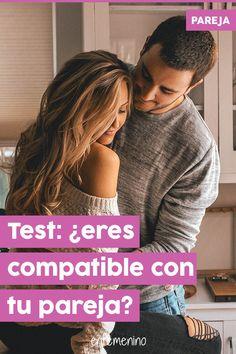 ¡Descubre si eres compatible con tu #pareja con este #test! Exercises, Couples, God, Zapatos