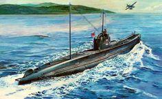 Submarino I-58 1944