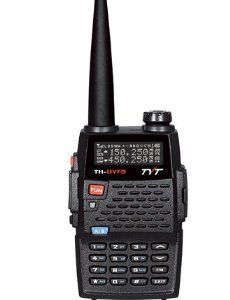 TYT TH-UVF9 Dual Band Amateur Ham Radio 220/440(200-260 & 400-480mhz) by TYT. $87.00. TYT'S UVF9 represents the next step up the ladder from the cheap & cheerful UV-5R. It's similar in size but boasts a more stylish design, and features a maximum output power of 5 Watts, alphanumeric LCD display, numeric keyboard, and switchable voice prompt.