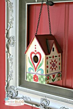 Decorating Your Door for Spring - Todays Creative Blog