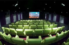 Courthouse Hotel Screening Room