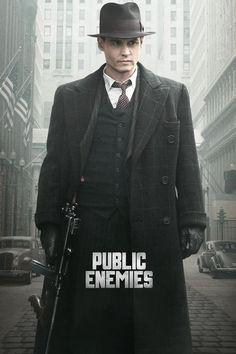 วีรบุรุษปล้นสะท้านเมือง (Public Enemies)