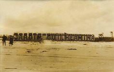 fotos antigas da cidade de Praia grande - Pesquisa Google