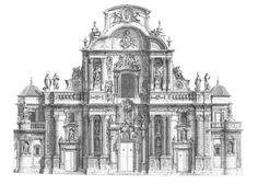 dibujando arquitecturas: Isi la Catedral de Murcia