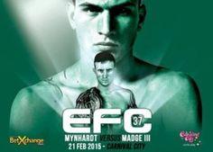 EFCA_37_Fightcard_Ergebnisse_Results