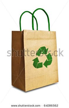 recycle shopping bag Scooter Store, Pollution Prevention, Paper Shopping Bag, Bags, Decor, Paper Bags, Paper Envelopes, Presents, Label Tag
