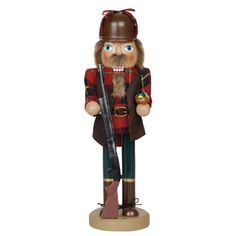Santas Workshop 70650 Duck Hunter Nutcracker 14  >>> Find out more about the great product at the image link.