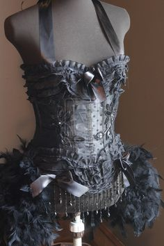 homemade lingerie ideas | Exotic Burlesque Lingerie :: Party Costume Ideas - Buy costumes at ...