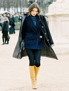 Street Style Round Up: Vanessa Jackman - Celebrity Style and Fashion from WhoWhatWear