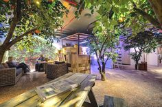 Google's topsy-turvy office design, Israel - http://www.adelto.co.uk/googles-topsy-turvy-office-design-israel