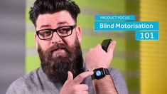 We're going back to basics with this overview of what blind motorisation options are available and how you can put them to use. Back To Basics, Blinds For Windows, Youtube, Shades For Windows