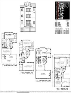 97 Best 4 story TH plan images in 2019 How to plan