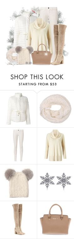 """""""Winter! - Contest!"""" by asia-12 ❤ liked on Polyvore featuring MICHAEL Michael Kors, J Brand, Miss Selfridge, Eugenia Kim, Allurez, Gianvito Rossi and Michael Kors"""