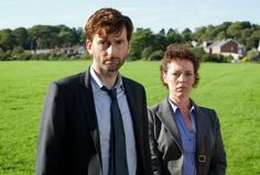 Coming Soon: Broadchurch The Novel By Erin Kelly And Chris Chibnall