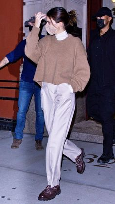 Casual Outfits, Cute Outfits, Fashion Outfits, Looks Street Style, Model Outfits, Kendall Jenner Outfits, Celebrity Outfits, New York Outfits, Mode Inspiration