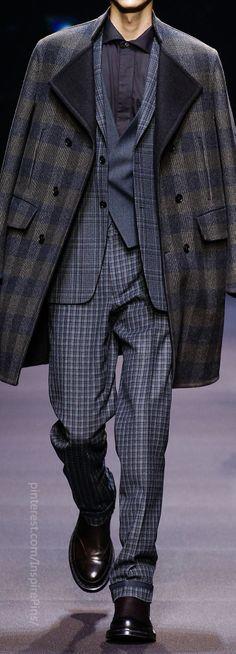 Fall 2014 Menswear Ermenegildo Zegna | LBV ♥✤ | KeepSmiling | BeStayHandsome