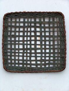 johnathan kline, new basket collection, black ash baskets, here