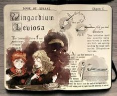 Harry Potter: Wingardium Leviosa by Picolo-kun