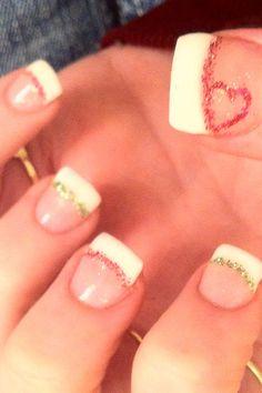 my gel nails, by Shaunna Nickerson-LeBlanc