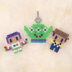 Toy Story perler beads by  beadaholics