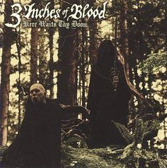 3 Inches Of Blood - Here Waits Thy Doom, Grey