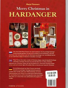 Revista de Bordados Hardanger NATAL - Mariangela Maciel - Picasa Web Album