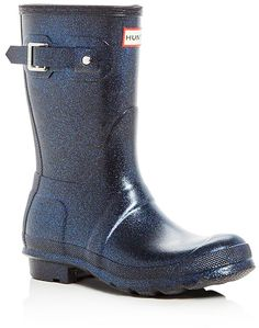 Hunter Women's Original Short Starcloud Glitter Rain Boots Hunter Rain Boots, Boots Online, Shoe Boots, Shoes, Latest Fashion Trends, Style Icons, Purses, The Originals, My Style