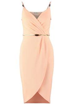 Robes de soirée Miss Selfridge Robe de soirée - white abricot: 50,00 € chez Zalando (au 22/06/16). Livraison et retours gratuits et service client gratuit au 0800 740 357.