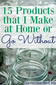 30 Simple Ways to Save Money in the Kitchen - Graceful Little Honey Bee Ways To Save Money, Money Tips, How To Make Money, Money Hacks, Frugal Living Tips, Frugal Tips, Dyi, Easy Diy, Mason Jars