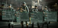 Tom Clancy's The Division - Gear Sets revealed for patch 1.1!