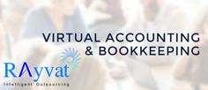 Here Know about Benefits of Choosing Virtual bookkeeping services for your business. Read about the how Online Bookkeeping company is beneficial for you.