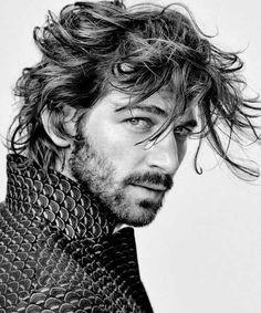 15.Long Hairstyle Men