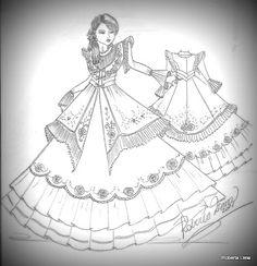 O vestido de prenda. Art Dolls, Cinderella, Disney Characters, Fictional Characters, Cosplay, Rio Grande, Disney Princess, People, Stuff To Buy