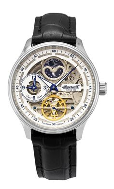 Ingersoll Boonville IN2705WH Watch - Cool Watches from Watchismo.com Modern  Watches 92a393f5bf0