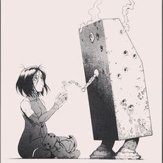 Yukito Kishiro - Battle Angel