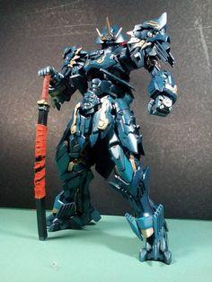 www.pointnet.com.hk - 改裝作品 MG 1/100 Gundam Astray mr. Rekt-yo-girl