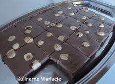 czekolada, domowe wyroby, z orzechami, stare przepisy, babcine przepisy,