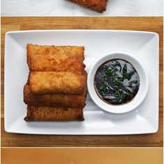 Ring In Spring Time And Enjoy These Awesome Deep-Fried Spring Rolls