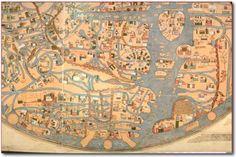 ebstorf mappa mundi - Cerca con Google