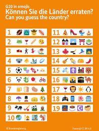 Výsledek obrázku pro g20 emojis bundesregierung