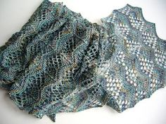 Three Sisters Scarves # Two