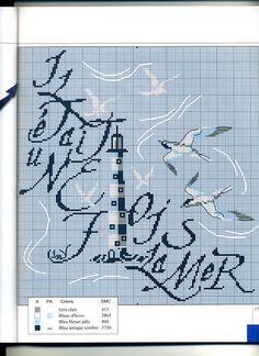 """il etait une fois la mer (Isabelle H. Vautier """"Si la mer"""")"""