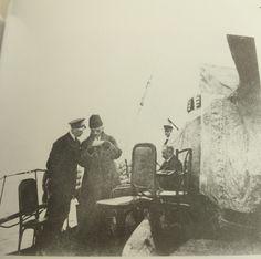 Enver Paşa ilk sürgün