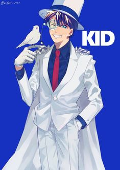 Magic Kaito, Conan, Detective, Kaito Kuroba, Kudo Shinichi, Case Closed, Otaku, Childhood Friends, Persona 5