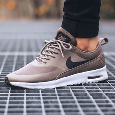 nike thea beige, buy new arrivals air max thea. we have a wide range of cheap air max thea beige, junior, grey, black & white. Nike Thea, Cute Shoes, Me Too Shoes, Souliers Nike, Nike Air Max, Sneaker Outfits, Sneaker Boutique, Shoe Boots, Shoe Bag