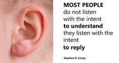The Art of Listening | Brendan Salter | LinkedIn