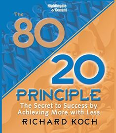 80 20 Principle Richard Koch Pdf